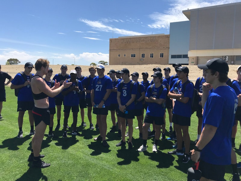 SA AFL Hub Academy Camp - SANFL