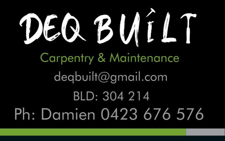 DEQ Built
