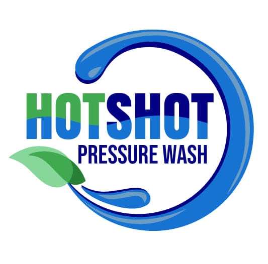 Hot shot pressure wash
